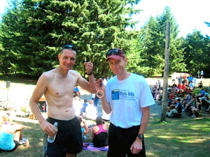 Black Hills Triathlon. . . Winner. . .  Cutter Battle Royale